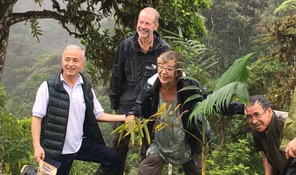 Delegationsreise nach Ecuador im Mai 2018
